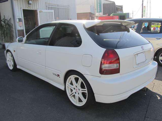 1999 honda import a rhd jdm civic type r ek9 from japan to canada outside metro vancouver vancouver. Black Bedroom Furniture Sets. Home Design Ideas