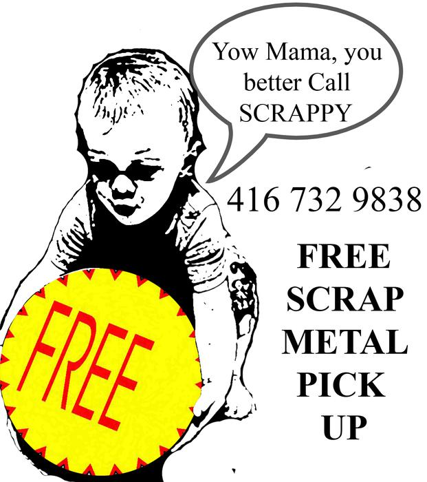 how to sell scrap metal in toronto
