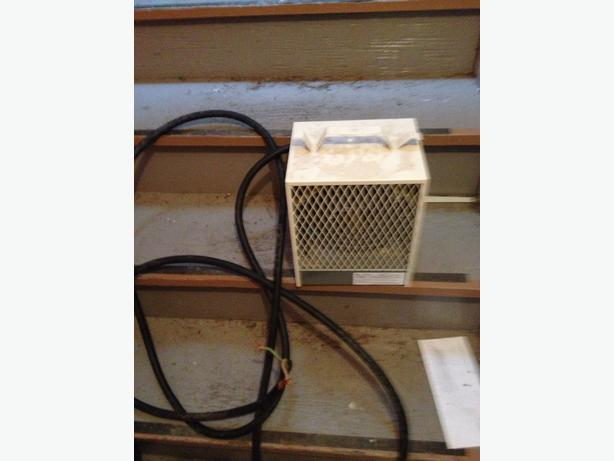 Industrial Heating Cord : Industrial heater with cord saanich victoria