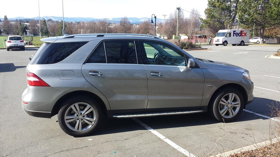 2012 Mercedes Benz Ml350 Victoria City Victoria