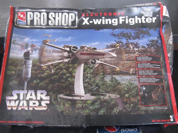 STAR WAR MODELS