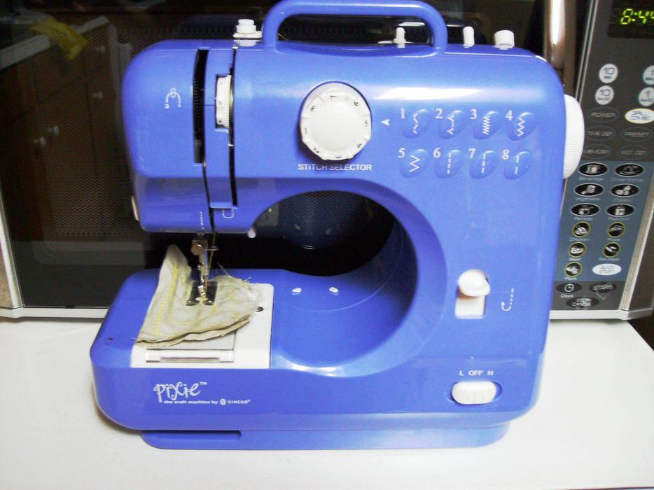 singer pixie sewing machine