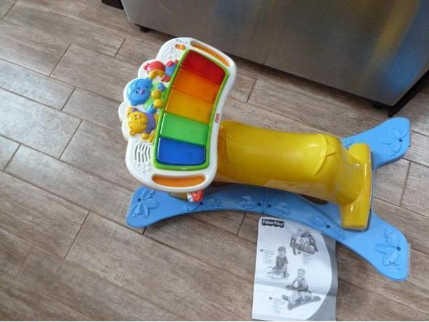Fisher Price 3 in 1 Rockin Gym
