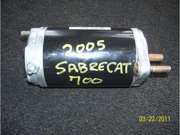 Arctic Cat starter motor Firecat Sabercat ZR 500 600 700 800 ZL Panther