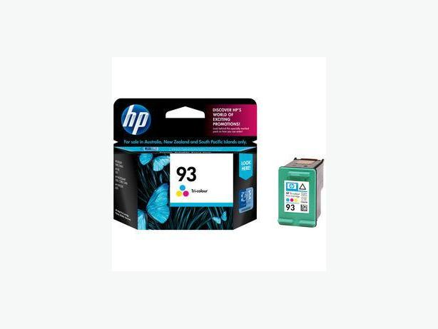 New sealed Factory HP 93 Tri-colour cartridge