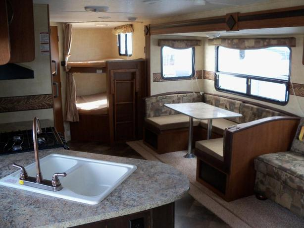 Brand New Travel Trailer Rentals