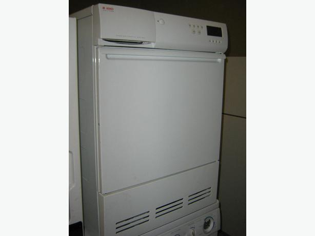yr old asko top model apartment size dryer ventless model msrp 949 0