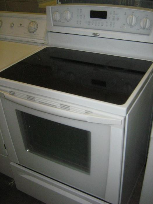 how to clean whirlpool stove top