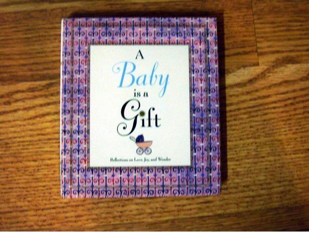 Brand New Baby is a Gift Book - Excellent Condition! $2