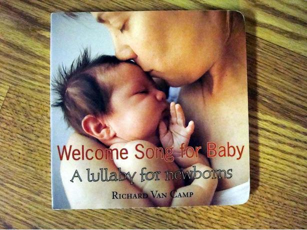 Brand New Welcome Song for Baby Book - Excellent Condition! by