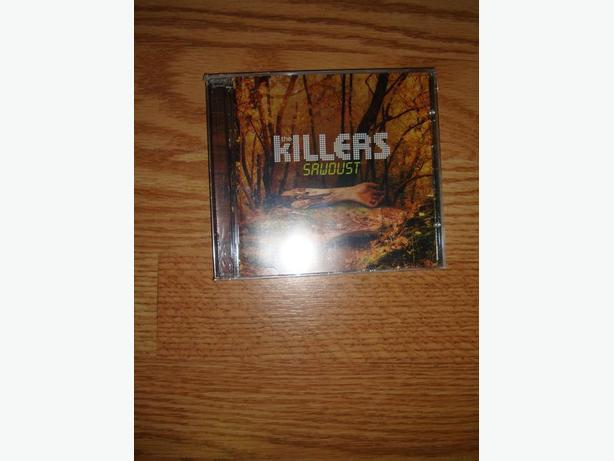 Brand New The Killers Sawdust CD - Excellent Condition! $3
