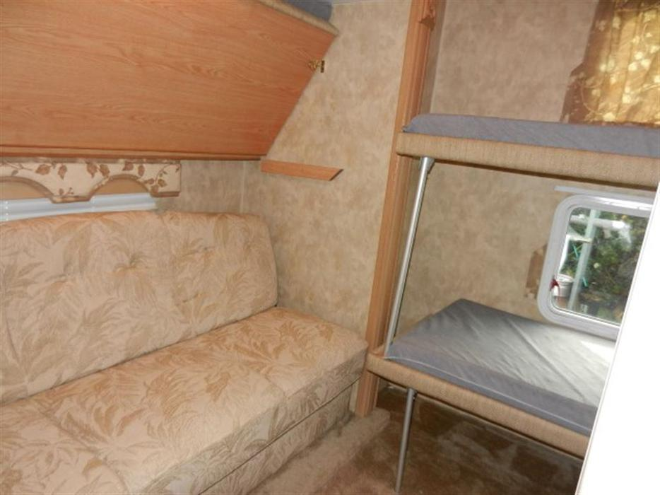 Used 2007 Quantum 345bhts Bunk Model Outside Victoria