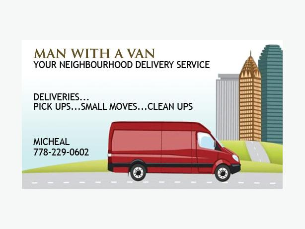 man with a van serving white rock south surrey surrey incl white rock vancouver. Black Bedroom Furniture Sets. Home Design Ideas
