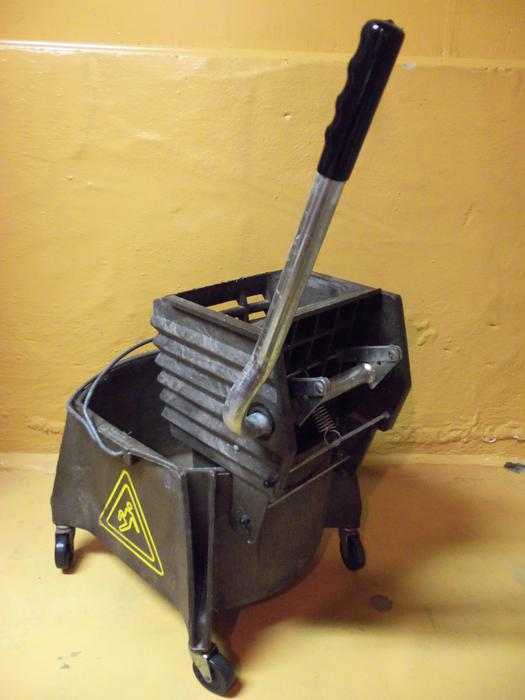 Rubbermaid Mop Bucket And Wringer Saanich Victoria