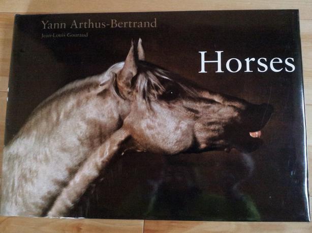 34Horses34 the original coffee table book by Yann Arthus