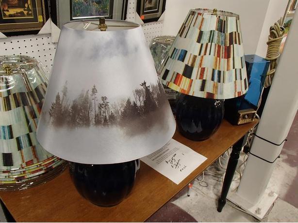 Designer Lamp Shades