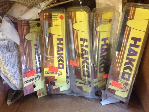 Various Hakko Soldering Tip - Brand New