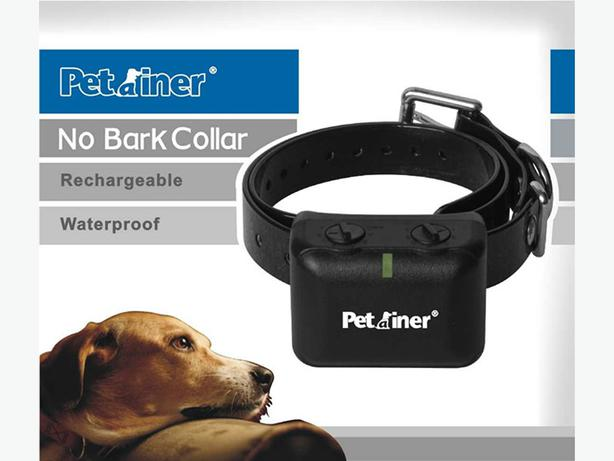 Automatic Dog Barking Training System (Rechargeable/Waterproof)
