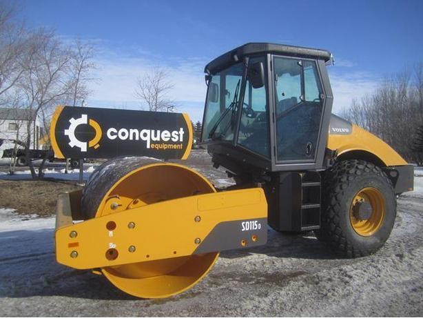 "2013 Volvo SD115D 84"" Compactor"