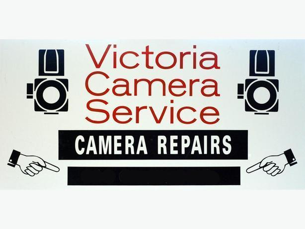 Photographic Equipment Repairs and Service + Extended Warranty Repairs