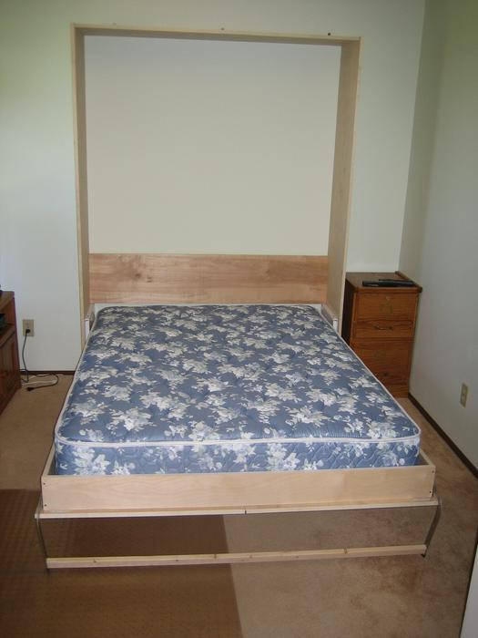 Murphy Beds Gatineau : Murphy wall bed victoria city