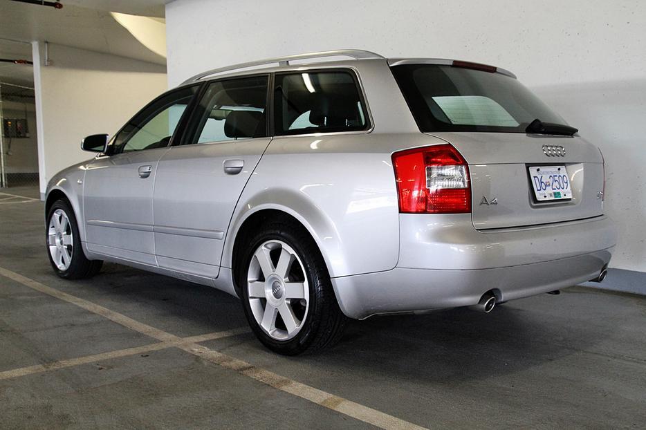 2005 Audi A4 Quattro 3 0l 100 000km Premium Package