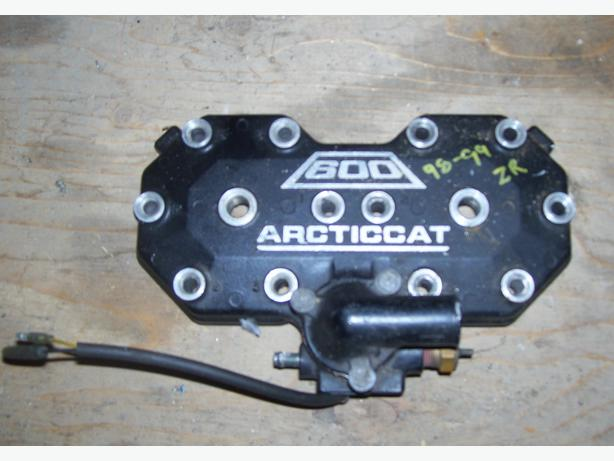 Arctic Cat ZR600 EFI  ZL600 EFI Powder Special head cylinder head