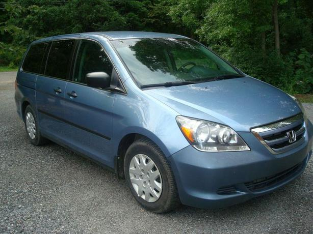 2007 honda odyssey lx minivan 3 5l v6 halifax halifax. Black Bedroom Furniture Sets. Home Design Ideas