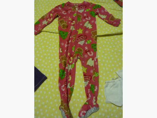 Carters Pajamas - Size 4
