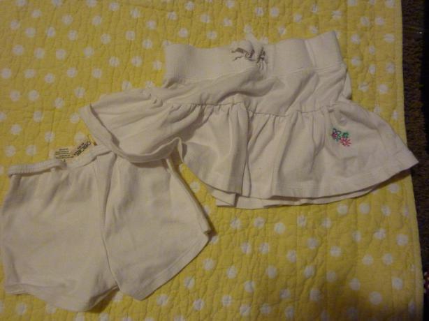 White skirt - Size 2