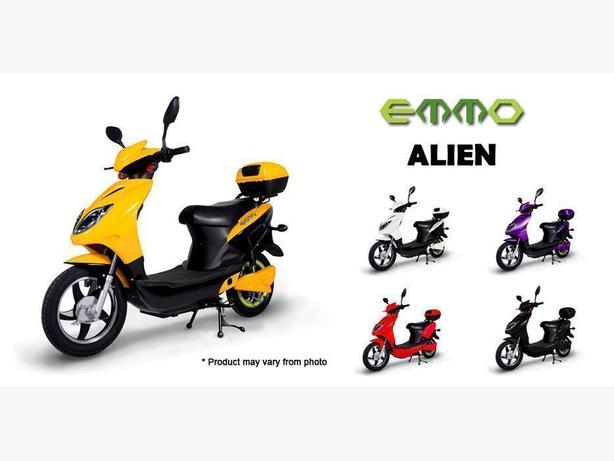 Emmo Alien Electric Scooter E-Bike Derand Motorsport 995.00