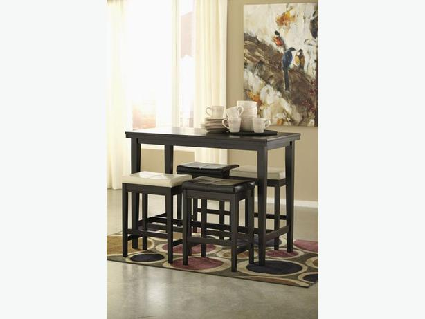 New Kimonte Counter Height Dining Set