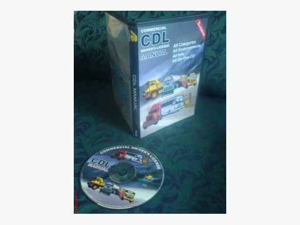 Get Truck Driver License interactive CD program