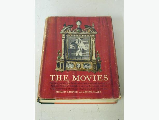 """The Movies"" - A 60 Year Story of Movies by R. Griffith & A. Mayer by"