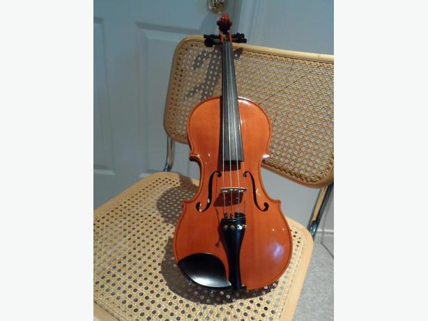 Violin 4/4 full - Violon neuf