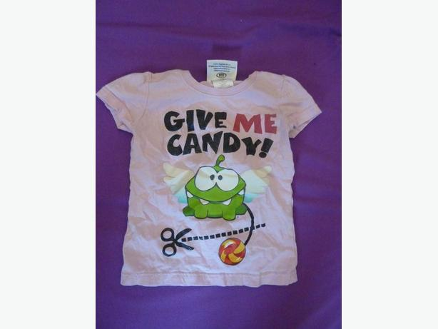 Cut the Rope Shirt - Size 3