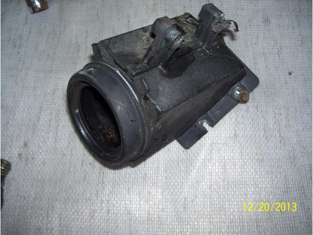 Yamaha Bravo 250 intake silencer airbox joint