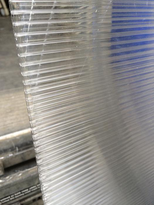 Corrugated Plastic Sheets Great For Green Houses Etc