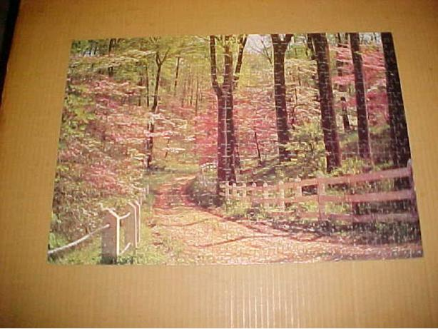 STERLING FOREST JIGSAW PUZZLE