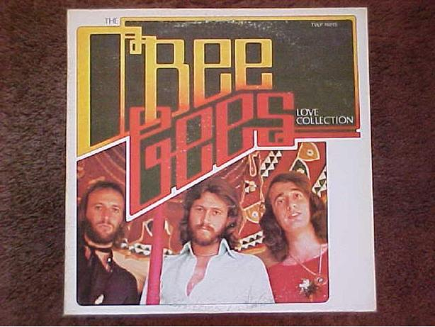 BEE GEES LOVE COLLECTION VINYL LP