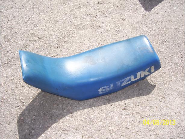 Suzuki RM80 seat