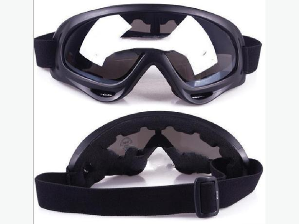 New Motorcycle Ski Snowboard Scooter Dustproof Sunglasses Goggle