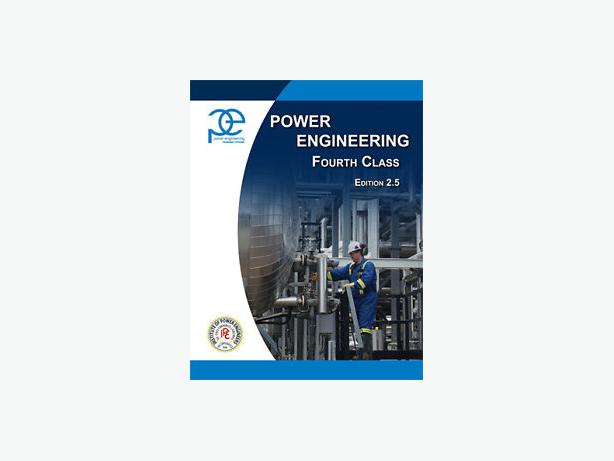 4th Class Power engineering Textbooks and Exam q's&a's + Extra's by