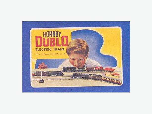 *** WANTED ***      HORNBY DUBLO   TRAINS
