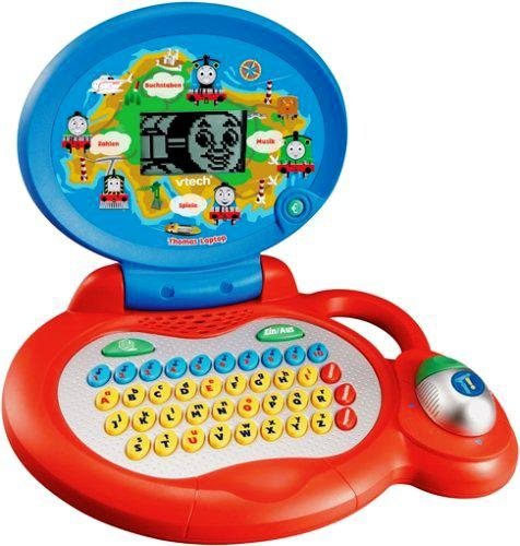 Vtech learn and explore laptop thomas