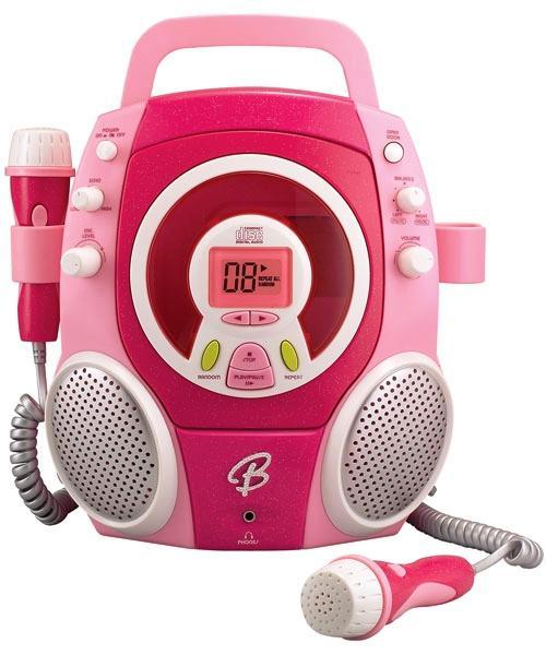 cd player karaoke machine