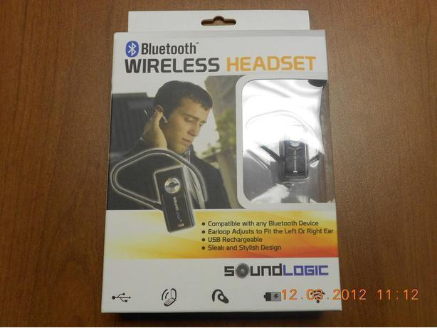 bluetooth wireless head set