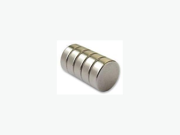 New Super Strong Rare-Earth Magnets Neodymium N52 (10mm x 2mm)