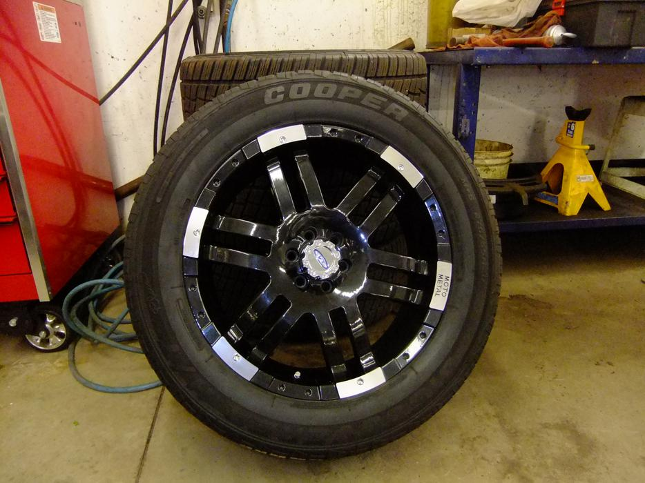 20 Quot Moto Metal Rims Amp Tires For Nissan Xterra Pathfinder Frontier Orleans Ottawa