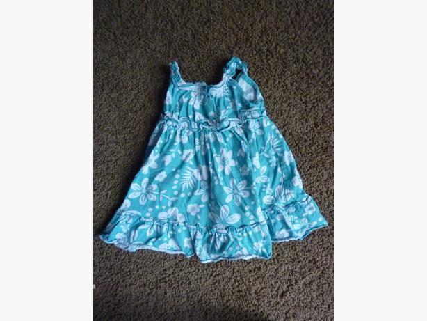 Blue Dress - Size 18 Months